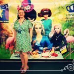 It's been a week since I had the privilege of attending the very first London Fashion Doll Festival. 6