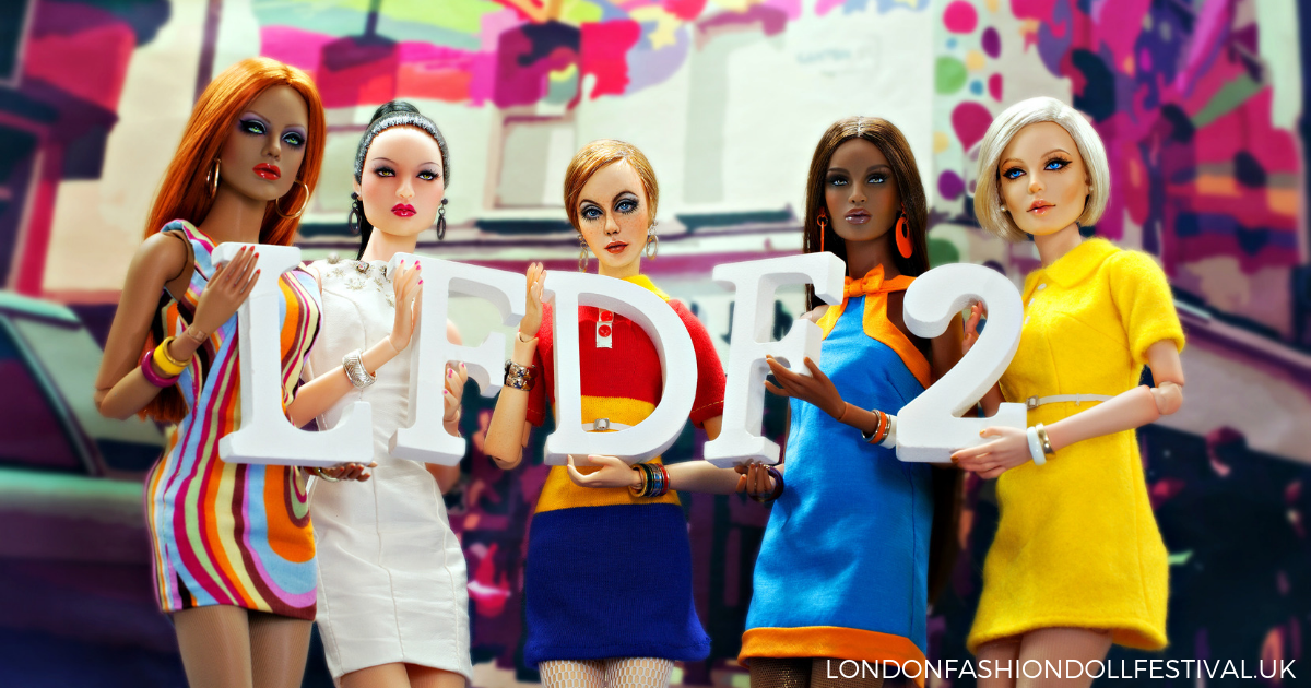 LONDON FASHION DOLL FESTIVAL.UK