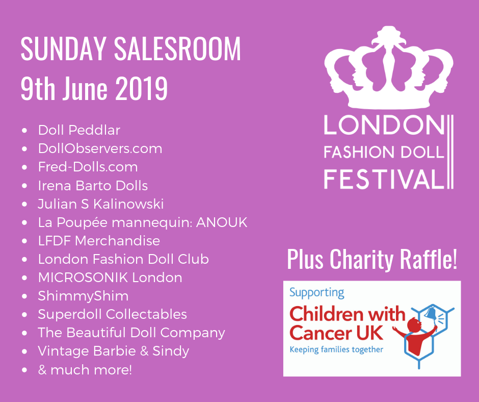 Sunday Salesroom Only Tickets Now Available 2