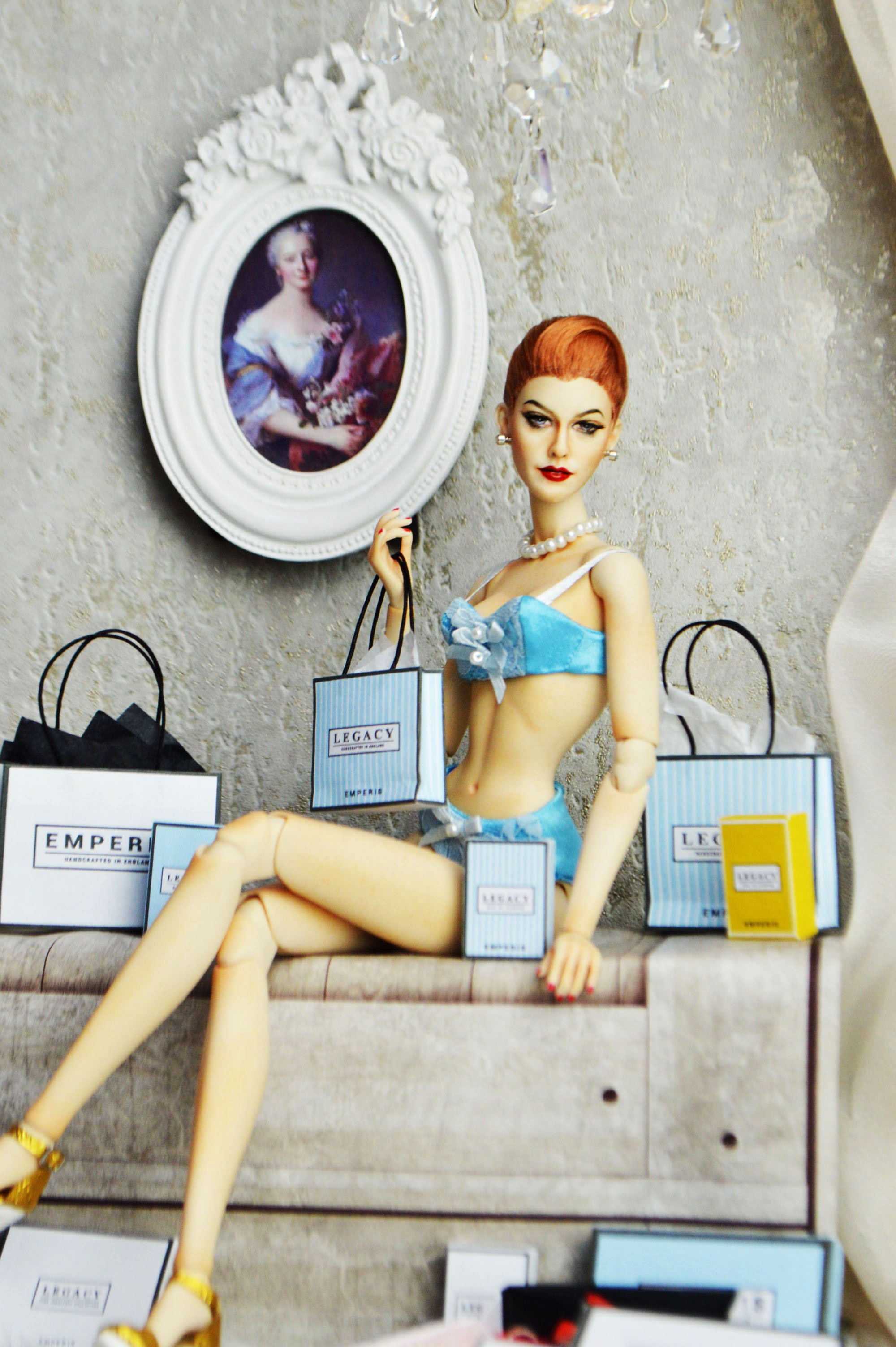 Introducing Harper: An LFDF2 Exclusive From EMPERIS Doll 1