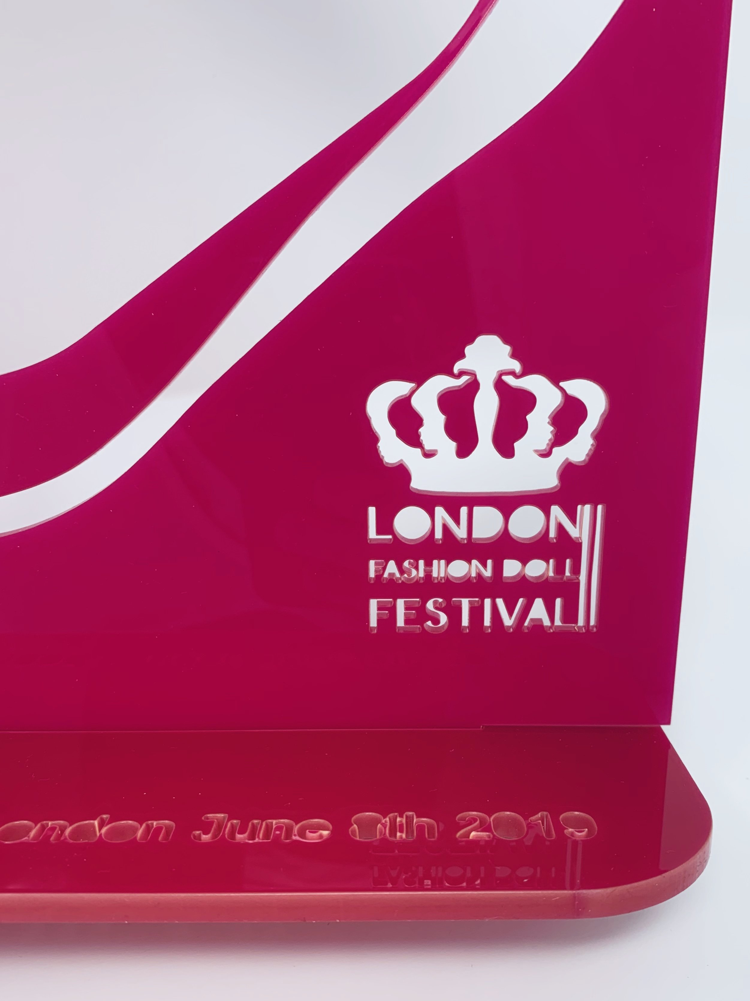 LFDF2: CARNABY Centrepiece Stand ft. Anouk Logo 3