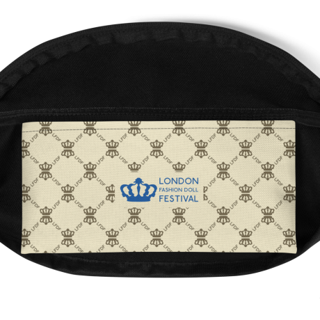 'WONDERLAND' Custom Print Fanny Pack/Bum Bag 7